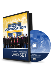 111th Holy Convocation | 2018 Message Set
