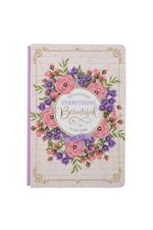 He Has Made Everything Beautiful, Linen Bound Journal