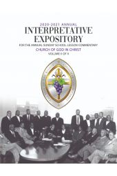 Annual Interpretative Expository 2020-2021 [Pre-Order]