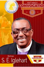 112th Holy Convocation | Bishop S. E. Iglehart