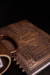 Journal- Wirebound-Man Of God