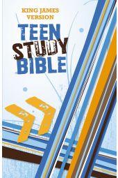 KJV Teen Study Bible [Hardcover]