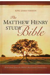 KJV The Matthew Henry Bible
