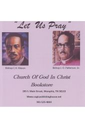 Let Us Pray [CD]