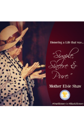 """Mother Elsie Shaw - """"Praying to the Big He"""""""