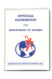 Official Handbook for Department of Women (Large Print)