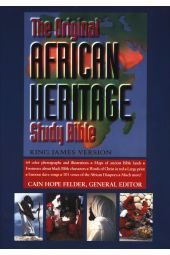 The Original African Heritage Study Bible [KJV]