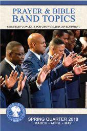 Prayer & Bible Band Topics: SPQ 2018 (Mar-May) [eBook]
