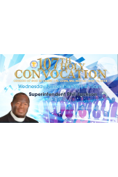 107th Holy Convocation | Superintendent Phillip Jackson [CD]