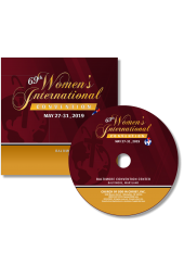 69th Women's International Convention |Dr. Vell Lyles