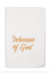 Towel | Woman of God (White)