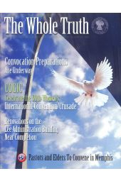 The Whole Truth Magazine (Individual Issue) September-November 2010