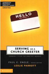 Serving as a Church Greeter