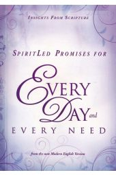 SpiritLed Promises for Every Day and Every Need: Insights from Scripture from the New Modern English Version (Spirit Led Promises Series)