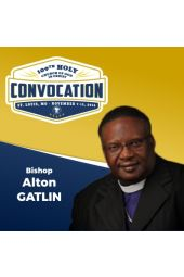 109th Holy Convocation | Bishop Alton Gatlin