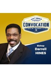 109th Holy Convocation | Bishop Darrell Hines