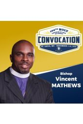 109th Holy Convocation | Bishop Vincent Mathews