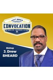 109th Holy Convocation | Bishop J. Drew Sheard