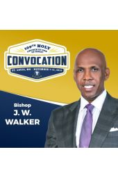 109th Holy Convocation | Bishop Joseph Walker