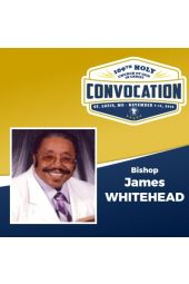109th Holy Convocation | Bishop James L. Whitehead