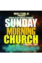 Sunday Morning Church! Vol. 1 [CD]
