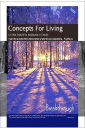 "Concepts for Living | Teen ""Breakthrough"" [eBook]"