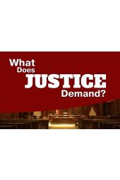 What Does Justice Demand? Tracts (Package of 50)