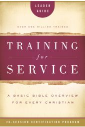 Training for Service - Leader Guide
