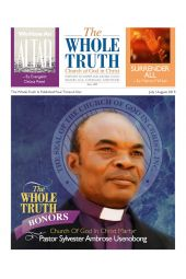 The Whole Truth Magazine (Individual Issue) July/August 2016