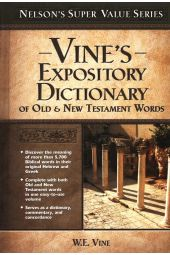 Vine's Expository Dictionary