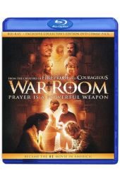 War Room, Blu-ray