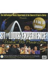 Watch Me Praise Him DVD