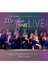 We Are One Live [CD/DVD]