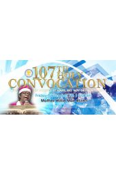 107th Holy Convocation | Mother Willie Mae Rivers [DVD]