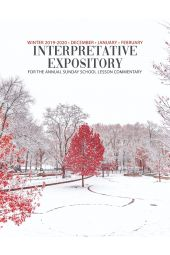 Interpretative Expository WIQ (Dec-Feb)