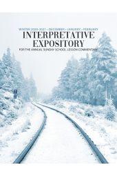 Interpretative Expository WIQ 2020-2021 (Dec-Feb) [eBook]