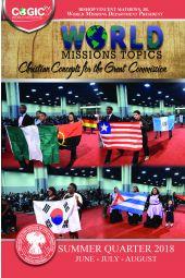 World Missions Topics: SUQ 2018 (Jun-Aug) [eBook]