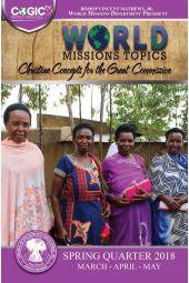 World Missions Topics: SPQ 2018 (Mar-May) [eBook]