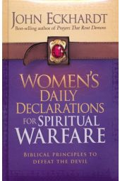 Women's Daily Declarations for Spiritual Warfare