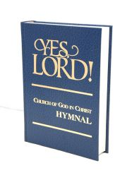 Yes, Lord! Hymnal-Blue