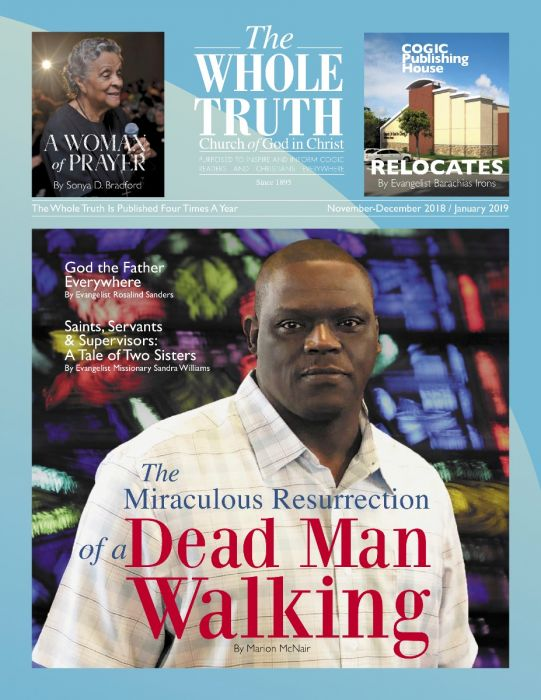 The Whole Truth Magazine (Individual Issue) November- December 2018 /  January 2019