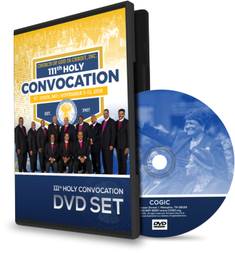 111th Holy Convocation   2018 Message Set