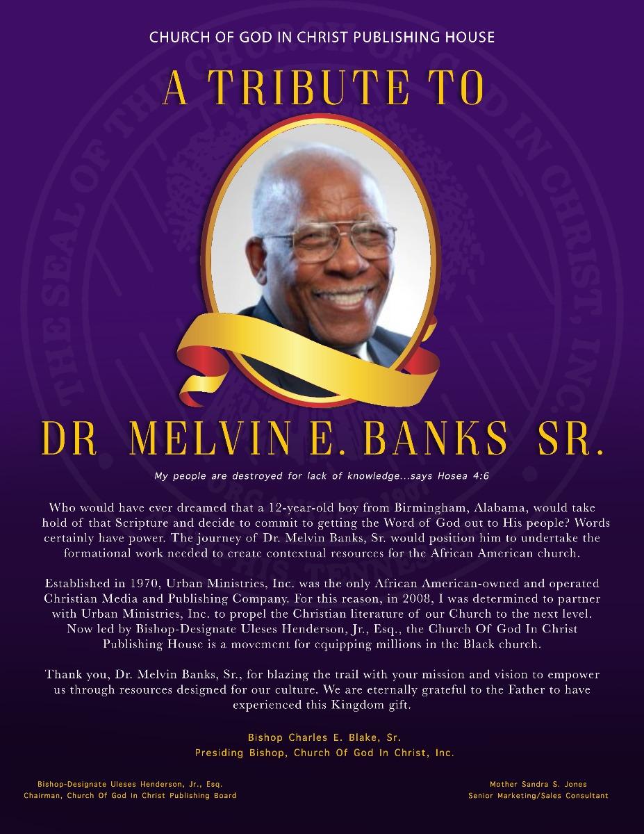Dr. Banks Tribute