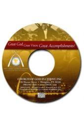 103rd Holy Convocation | Pastor Michael Golden, Jr. [CD]