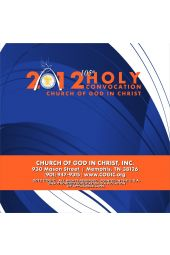 105th Holy Convocation | Bishop Carlis L. Moody [DVD]