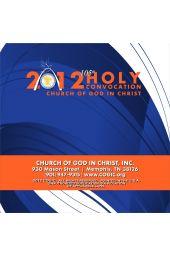 105th Holy Convocation | Bishop John Mark Johnson [DVD]