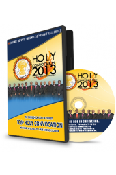 106th Holy Convocation | 2013 DVD Message Set