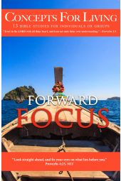 "Concepts for Living | Adult ""Forward Focus"""
