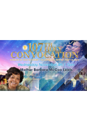 "107th Holy Convocation | Dr. Barbara McCoo Lewis ""The Profile of a Neighbor"" [DVD]"