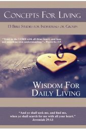 "Concepts for Living | Adult ""Wisdom for Daily Living"""